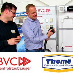 BVC Zentralstaubsauger bei Thomé