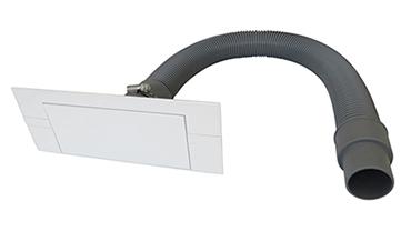 KitVac Dustpan Set white