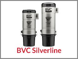 BVC Silverline Zentralstaubsauger