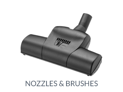 nozzles & brushes