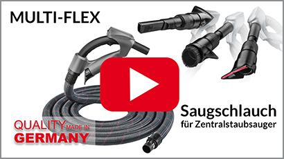 Saugschläuche, VROOM & WallyFlex 1