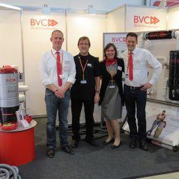 BVC als Aussteller bei der electra2015 2