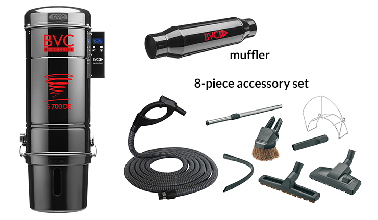 Central Vacuum Packages 6