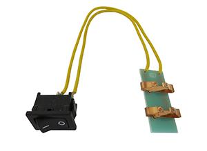 12774-bvc-schalter-mit-platine-lux-handgriff-schleifer-mittig