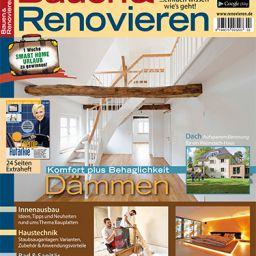 """""""Staubsauganlagen"""" im Magazin """"Bauen & Renovieren"""" 9"""