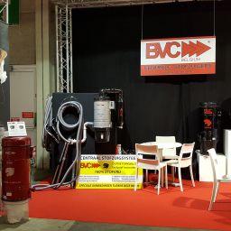 Messeauftrittt unseres Partners BVC Belgium in Roeselare 7