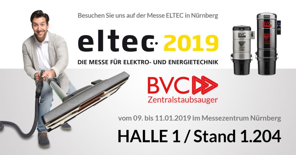 BVC at the fair ELTEC 2019 in Nuremberg 2