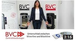 Vergleich BVC Silverline und Blackline