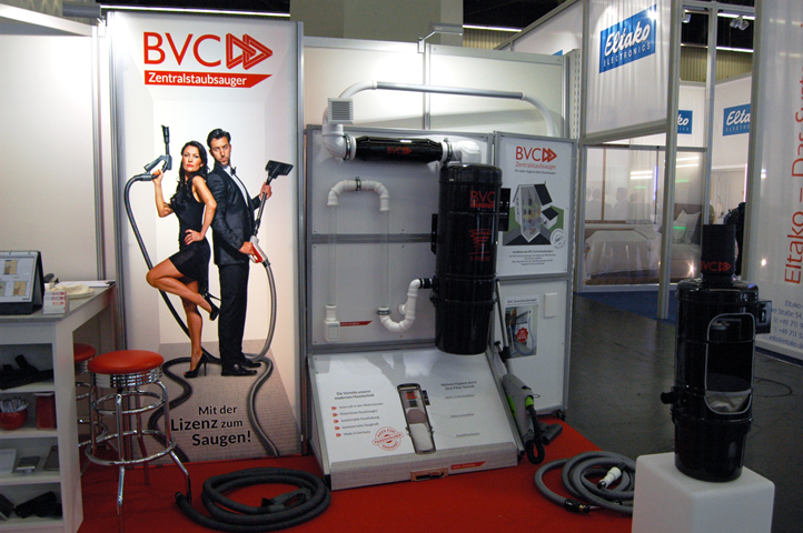 BVC at the fair ELTEC 2019 in Nuremberg 3