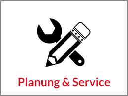 Planung und Service Zentralstaubsauger