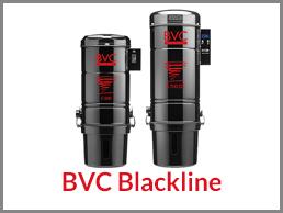 BVC central vacuum cleaner Blackline