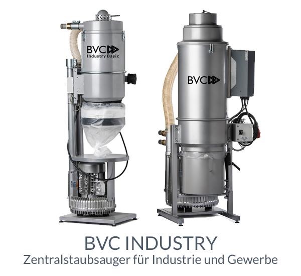 BVC Industriestaubsauger